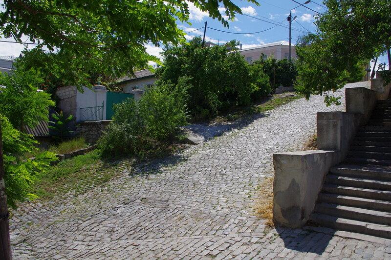 Подгорная улица