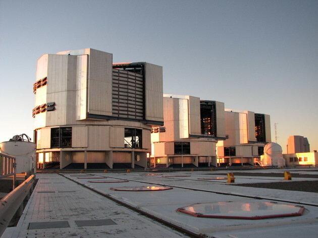Очень Большой Телескоп (Very Large Telescope)