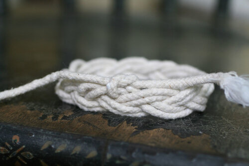 knotting bracelet tutorial