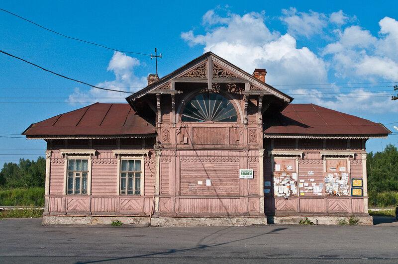 Вокзал Мариенбург