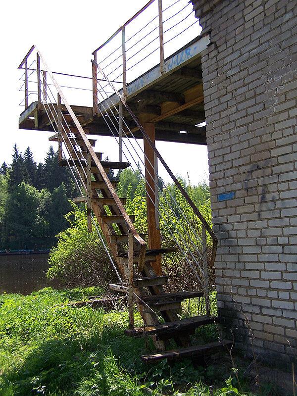 Лестница эллинга