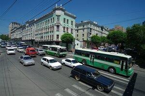Маршруты общественного транспорта во Владивостоке поменялись, но пассажирам сообщить об этом забыли
