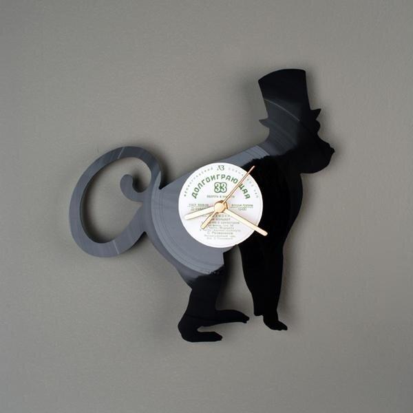 Часы своими руками обезьяна