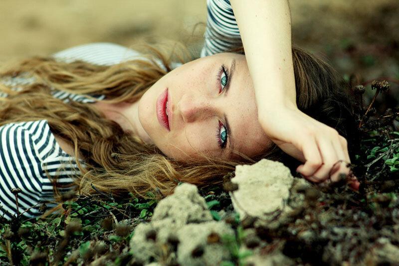 model: Anastasia Bocharenko