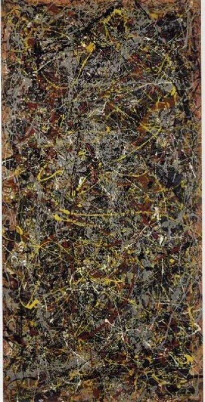 No. 5, 1948 Джексон Поллок самая дорогая картина в мире