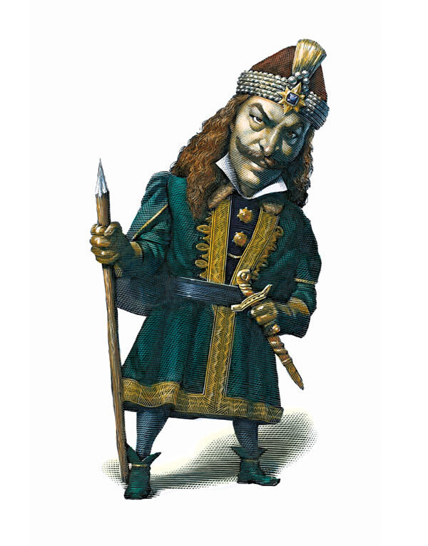 Vlad,cartoonist  MarkSummers.