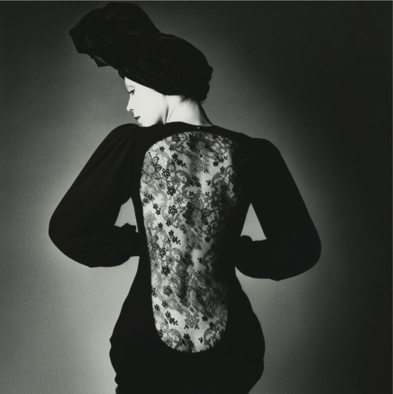 Jeanloup Sieff.Vogue, Paris1970