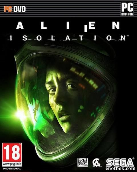 Alien: Isolation (2014/RUS/ENG/Repack by R.G. ��������)