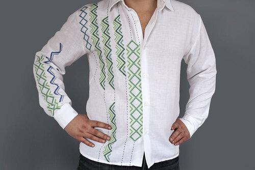 Мужские вышиванки что это?