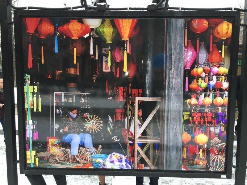 Хоайан, Вьетнам, рынок света