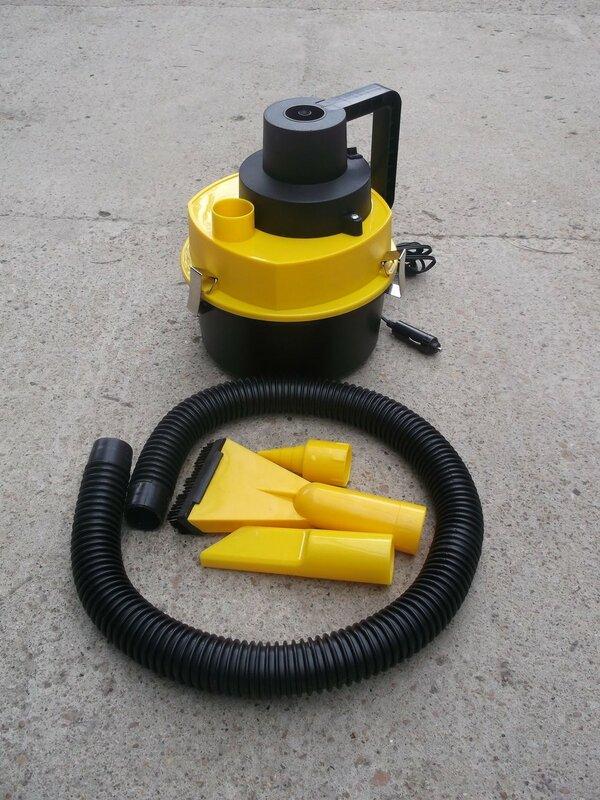 ChinaBuye: Автомобильный пылесос