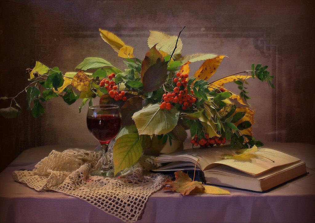 Время грустных стихов, вермута и зонтов...