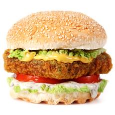 вегетарианский фаст-фуд