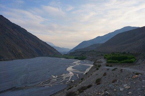 Река Кали-Гаднаки