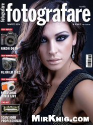 Журнал Fotografare Italia - Marzo 2014