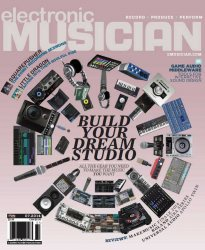 Журнал Electronic Musician - July 2014