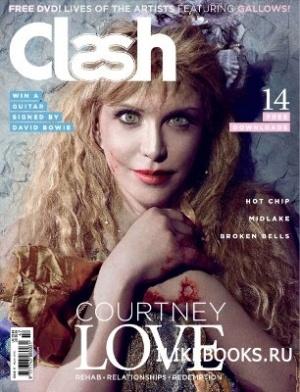 Журнал Clash №3 (март) 2010