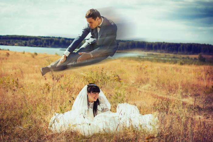 Свадебные фотографы-рукожопы