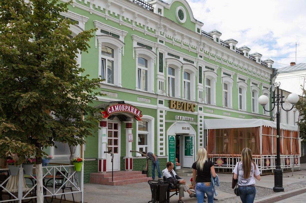 Дом на Московской улице, Пенза