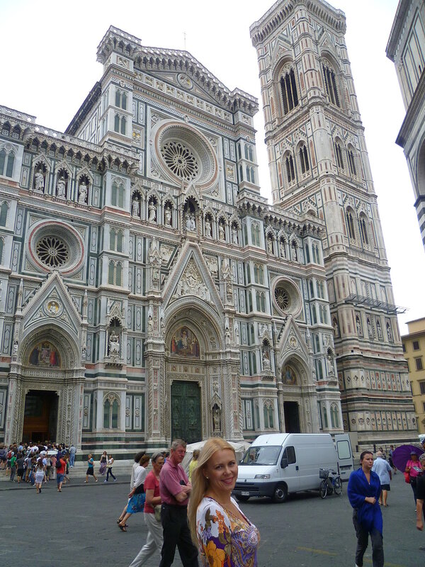 Дуомо - Флоренция, Италия (Duomo - Florence, Italy)