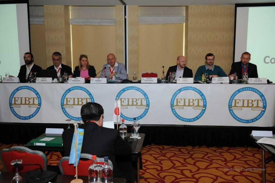 Конгресс IBSF