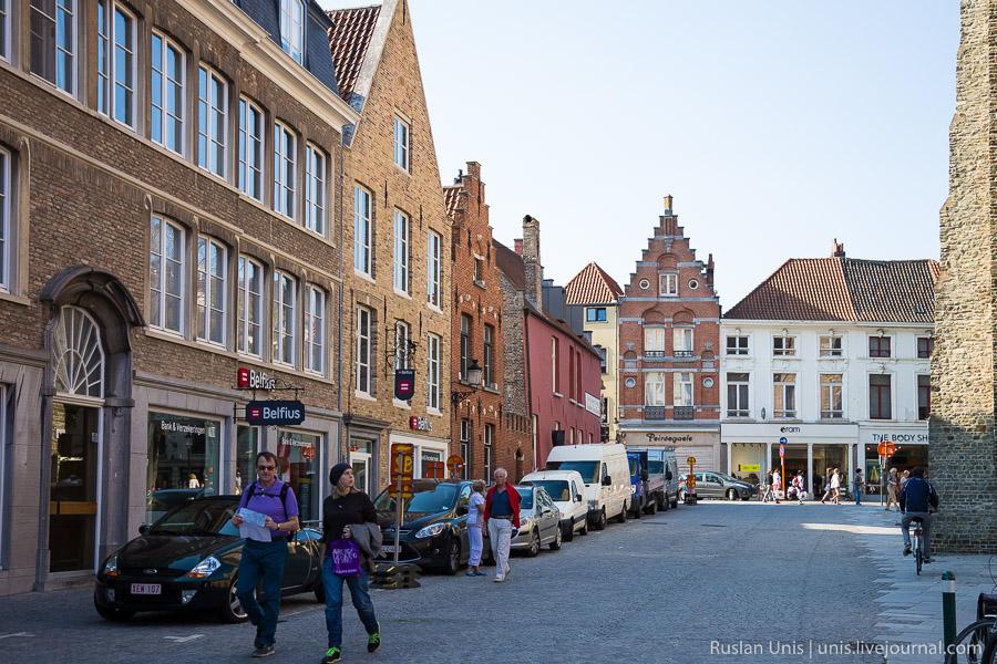Брюгге Бельгия