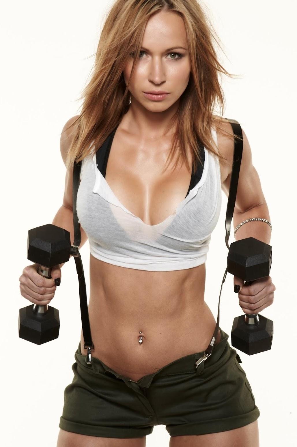Фитнес - залог красоты и здоровья