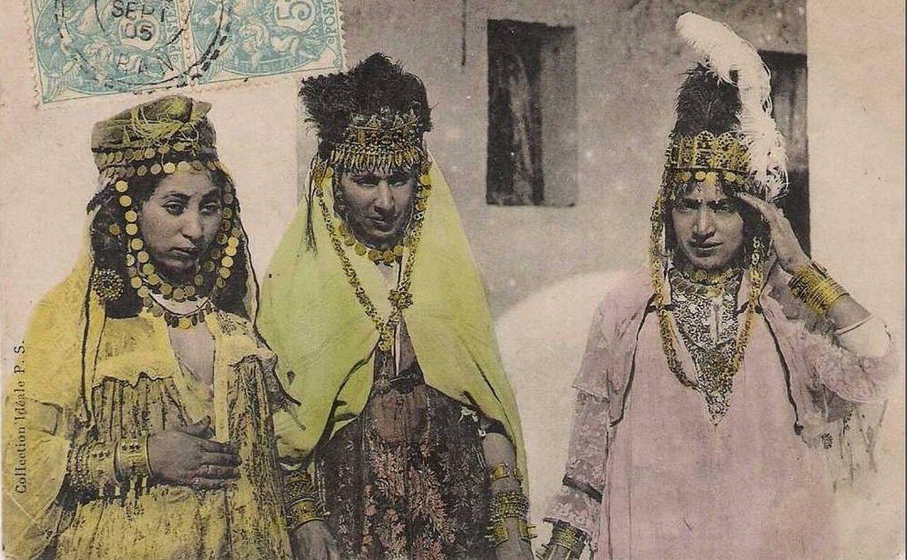 Арабские девушки