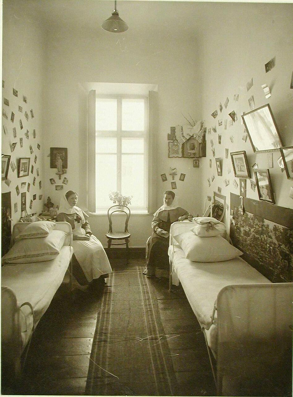 17. Спальная комната сестёр милосердия