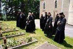Свято-Троицкий православный монастырь в американском Джорданвилле