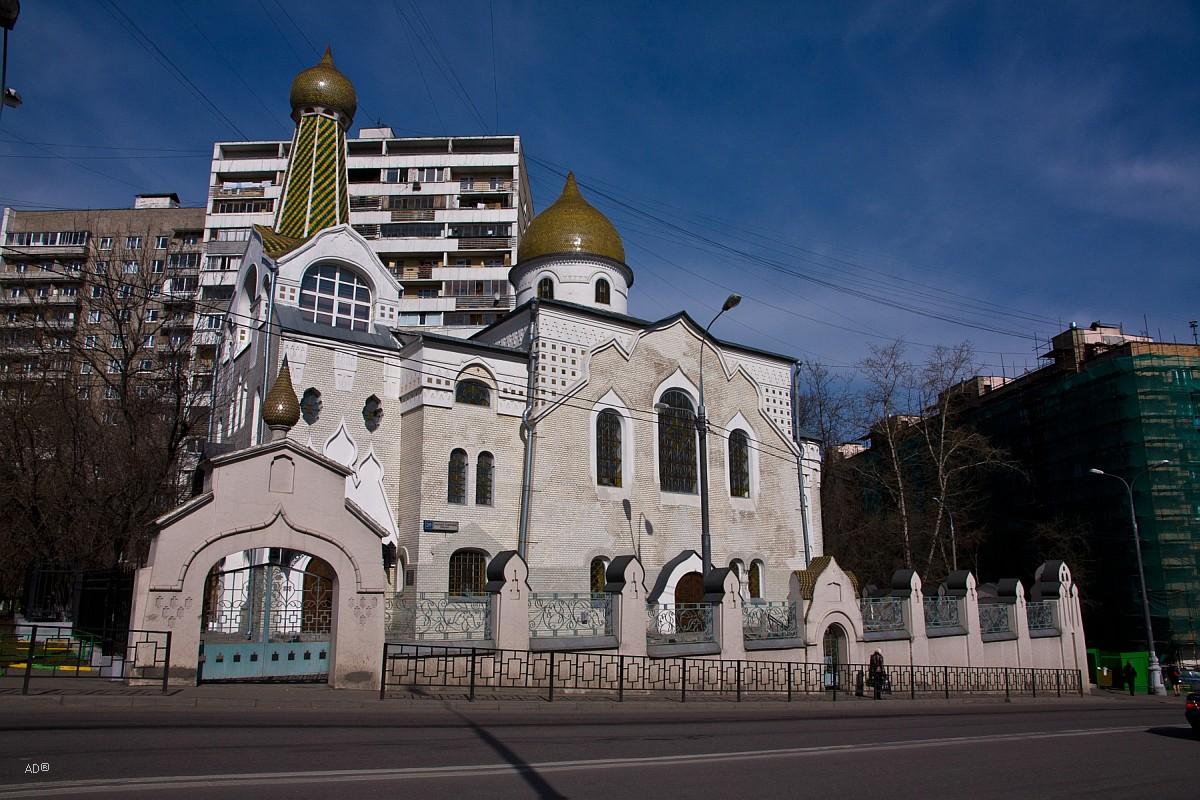 Церковь Покрова Пресвятой Богородицы Покровско-Успенской старообрядческой общины