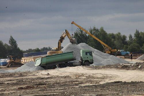 Посещение Кириенко Площадки строительства Балтийской АЭС