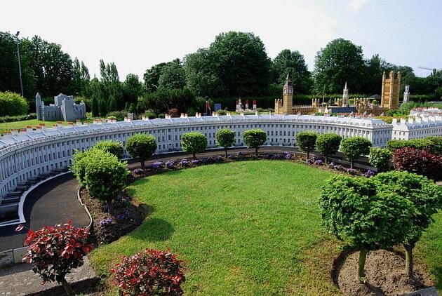 Парк Мини-Европа в Брюсселе