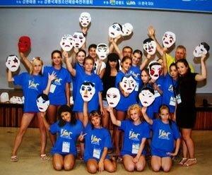 Делегация юных приморцев достойно выступила на Международном детском арт-фестивале в южнокорейском городе Каннын