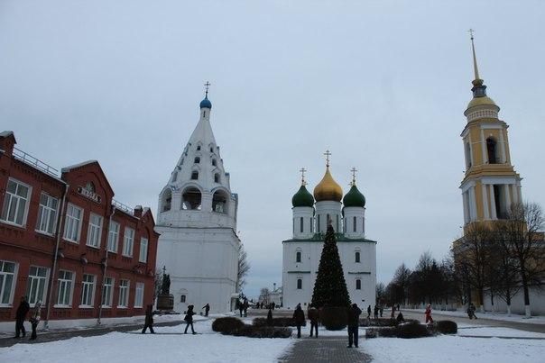 В среду Владимир Путин посетит Коломну