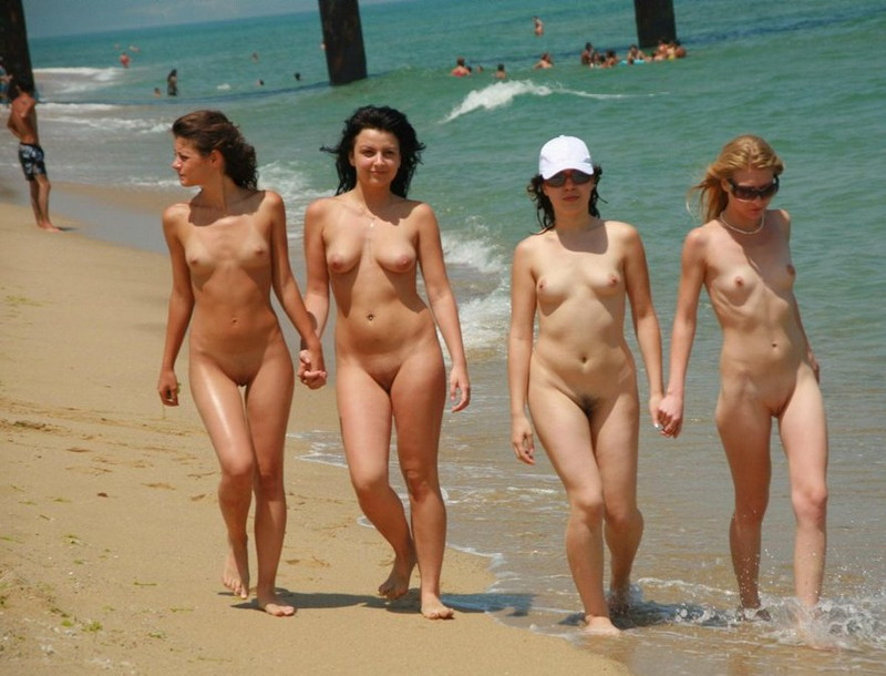 Group photos of naked women