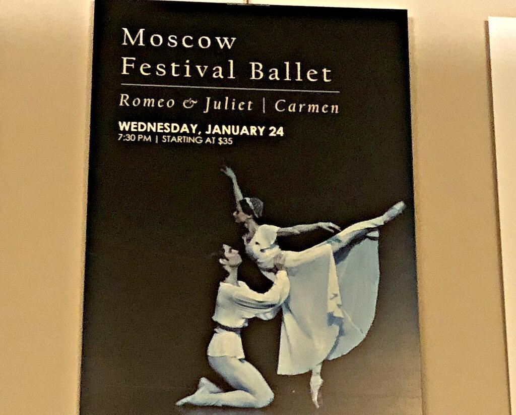 Moscow Festival Ballet