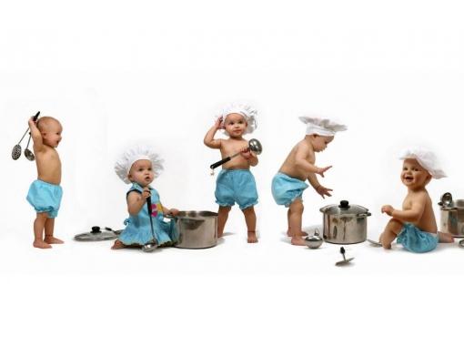 Международный День повара. Поваренок