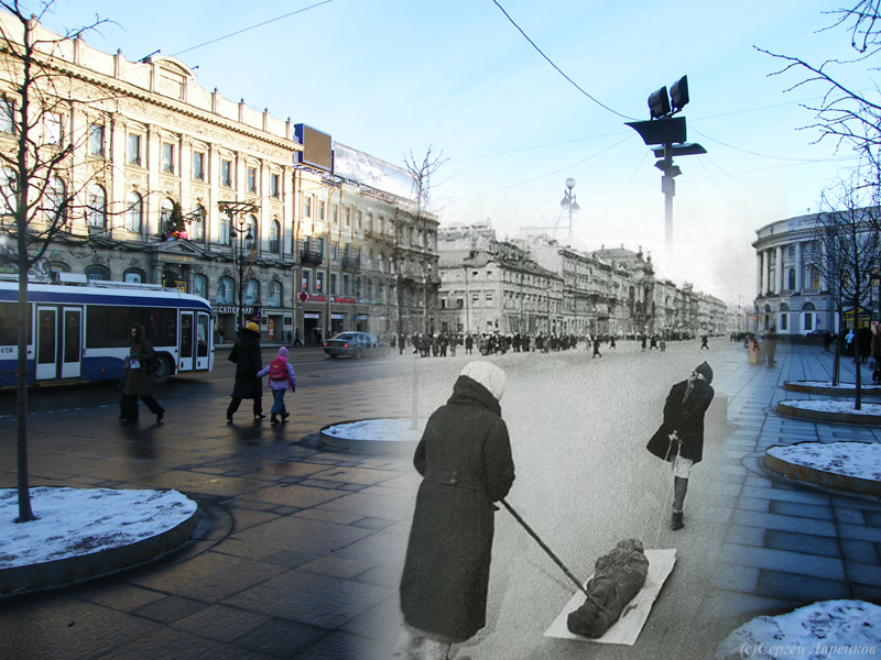 0 17f280 3d3d822e orig - Ленинградская блокада: реалистичные воспоминания петербуржца