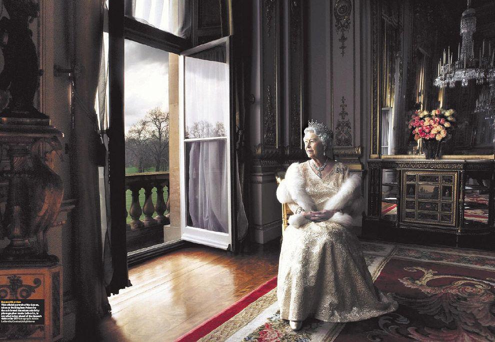 5. Королева Елизавета.