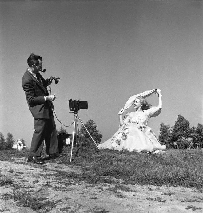 Лос-Анджелес, Калифорния, 1947 год.     А что вы думаете о таком перевоплощении звезды? Расскаж