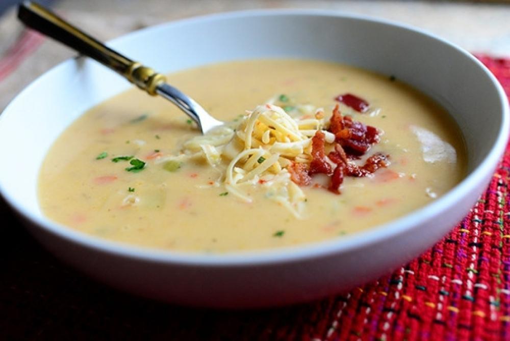 Картофельный суп-пюре.    Как следует из архивных документов, обычный завтрак Николая I был сле