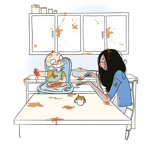 Только матери смогут понять: 17 правдивых зарисовок о материнстве
