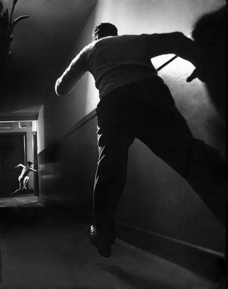 Ральф Крейн – выдающийся фотограф журнала LIFE