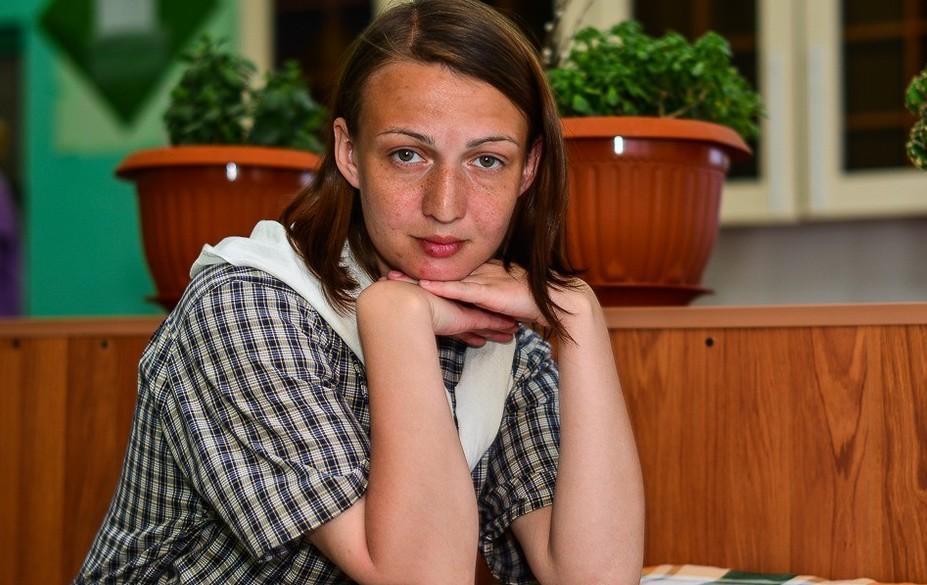 Анастасия, 26 лет. Осуждена за убийство на 6 лет лишения свободы, отбыла 3 года.