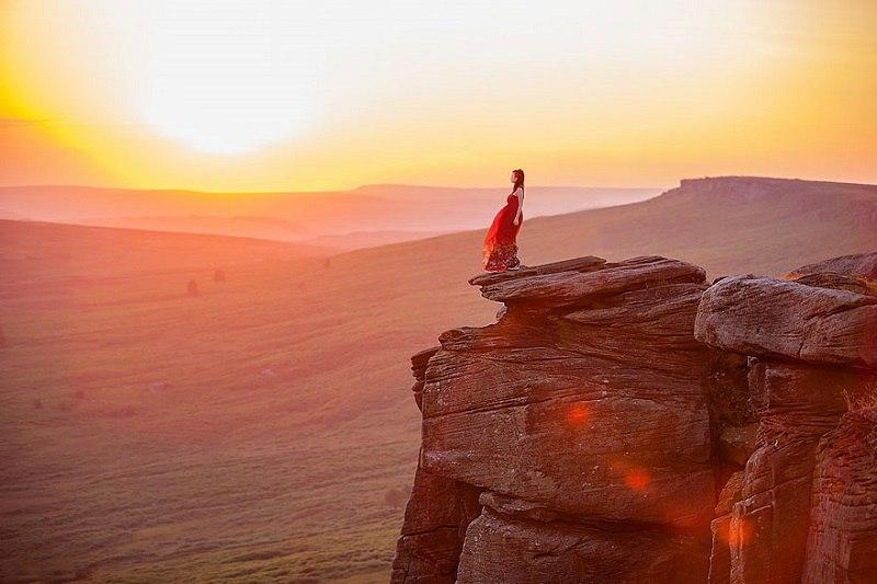 10 потрясающих фото, которые доказывают, что ты — песчинка в этом мире