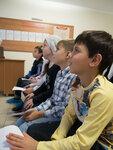 7 октября в  Покровском епархиальном образовательном центре прошел открытый урок посвященный памяти преподобного Сергия Радонежского