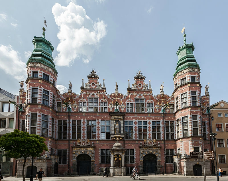 Great  Armoury,_Gdansk,_