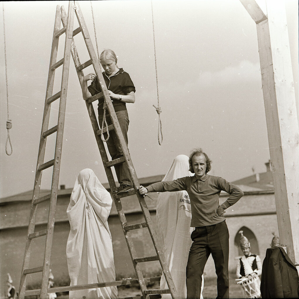 """""""Звезда пленительного счастья"""", 1975 год"""