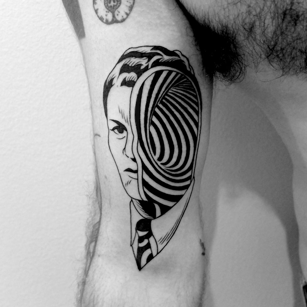 Black and White Expressive Tattoos by Sixo Santos (19 pics)